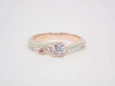 21060401木目金の婚約指輪_A001.JPG
