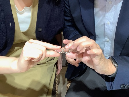 21060602木目金の婚約指輪・結婚指輪_A001.JPG