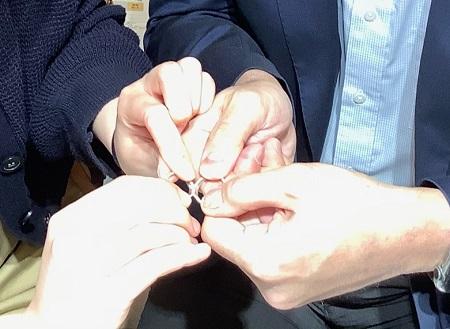 21060602木目金の婚約指輪・結婚指輪_A002.JPG
