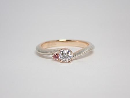 21060604木目金の婚約指輪と結婚指輪_G004-1.JPG