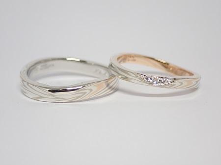 21060604木目金の婚約指輪と結婚指輪_G004-2.JPG