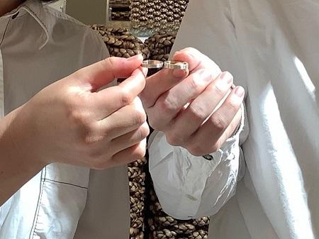 21060801木目金の結婚指輪_G001.JPG