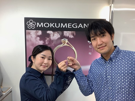 21061201木目金の婚約指輪・結婚指輪_Q001.JPG