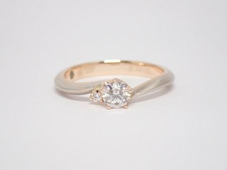 21061203木目金の婚約指輪_J001.JPG