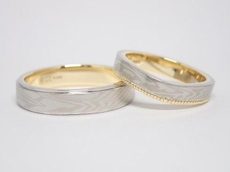 21061204木目金の結婚指輪_G001.JPG
