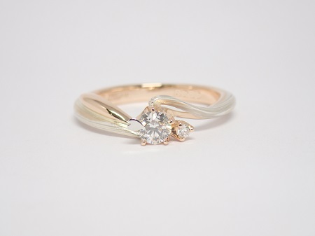 21061303木目金の婚約指輪_J001.JPG