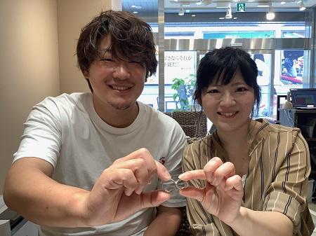 21062101木目金の結婚指輪₋D001.JPG