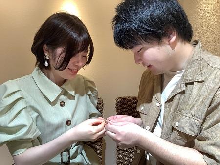 21062601木目金の結婚指輪_G002.JPG