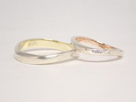 21063003木目金の結婚指輪_LH004.JPG
