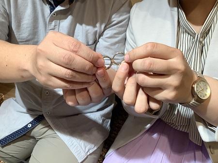 21070303木目金の結婚指輪_G001.JPG