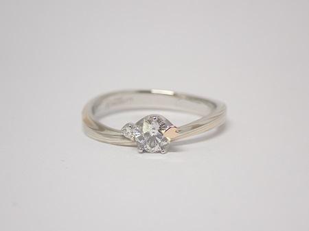 21070401木目金の婚約指輪・結婚指輪_M004.JPG