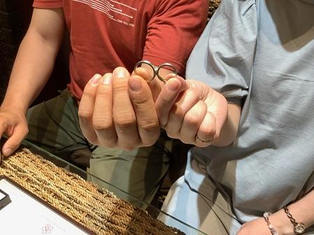 21070403木目金の婚約指輪と結婚指輪_R001.jpg
