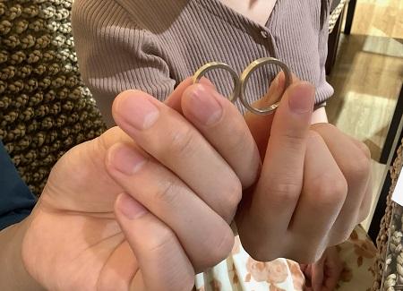 21070404木目金の結婚指輪_G001.JPG
