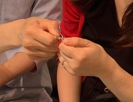 21070801木目金の結婚指輪_M002.JPG