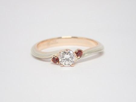 21071601木目金の婚約指輪_G001.JPG