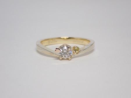 21072302木目金の婚約・結婚指輪_J001.JPG