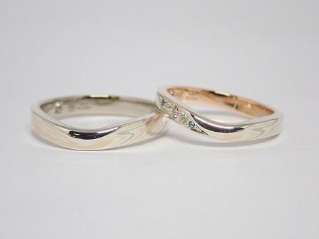 21072302木目金の婚約・結婚指輪_J002.JPG