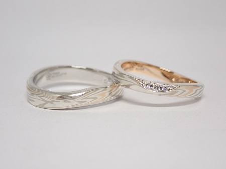 21080702木目金の婚約指輪・結婚指輪R_004-2.jpg