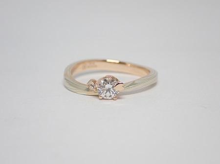 21080801木目金の婚約指輪_N001.JPG