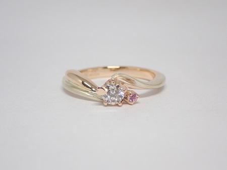 21082101木目金の婚約指輪_J001.JPG