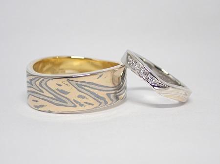21082101木目金の結婚指輪_M001.JPG