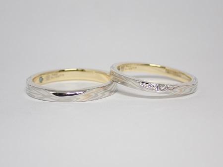 21082802木目金の結婚指輪_Q004.JPG