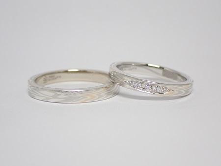 210829001木目金の結婚指輪K003.JPG
