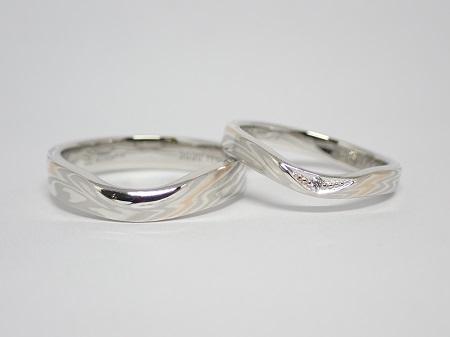 21082902木目金の婚約指輪・結婚指輪_J004.JPG