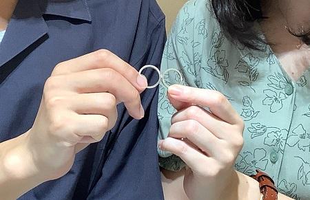 21091102木目金の婚約・結婚指輪_A001.JPG