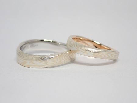 21091201木目金の結婚指輪・婚約指輪_D005.jpg