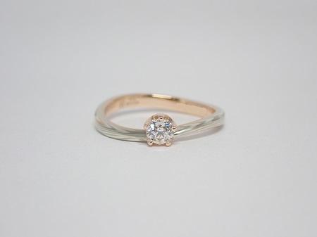 21091303木目金の婚約指輪・結婚指輪_J003.JPG