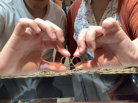 21091801木目金の婚約・結婚指輪_B001.jpg