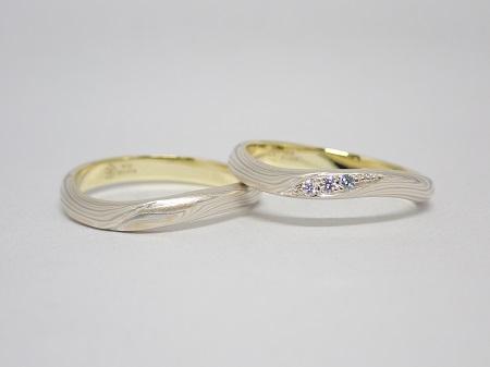 21091801木目金の婚約・結婚指輪_B004.JPG