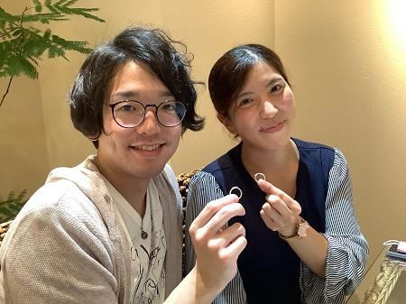 21101001木目金の結婚指輪_ LH002.JPG