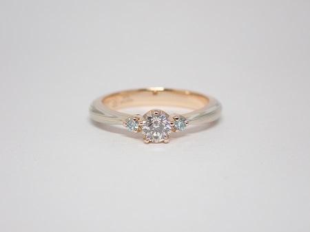 21101002木目金の婚約指輪・結婚指輪_D004.JPG