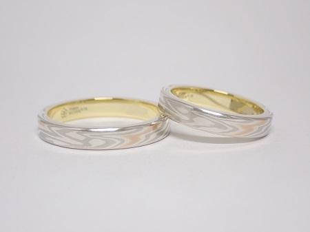 21101603木目金の結婚指輪_Q003.JPG