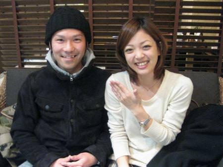 101223+木目金の結婚指輪+銀座店001.JPG