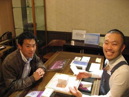 101223011木目金の結婚指輪_表参道本店001.jpg