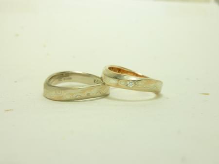 101227木目金の結婚指輪_横浜元町店002.JPG