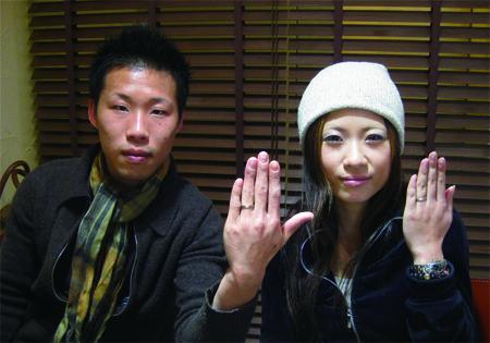 1月29日 木目金の結婚指輪_横浜元町店001 L06Y.jpg