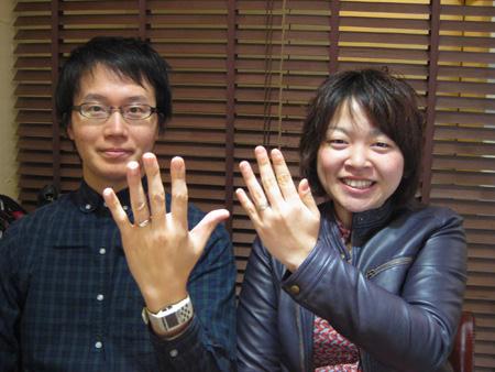 1月30日 木目金の結婚指輪_横浜元町店001 J14Y.jpg