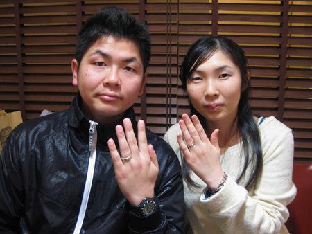 1月30日 木目金の結婚指輪_横浜元町店001 J24Y.jpg