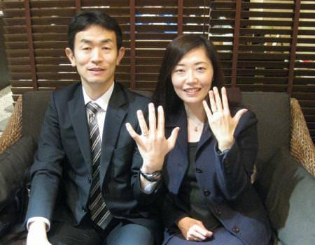 110115+木目金の結婚指輪+銀座店001.JPG