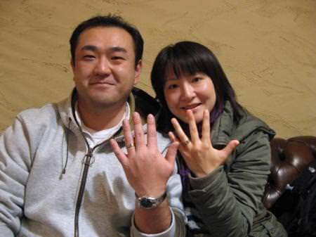 110116木目金の結婚指輪_表参道本店001.jpg