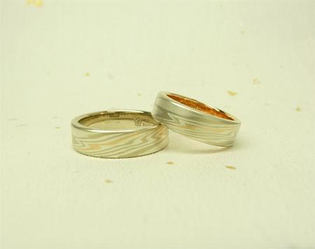 110116+木目金の結婚指輪+銀座店002.jpgのサムネール画像