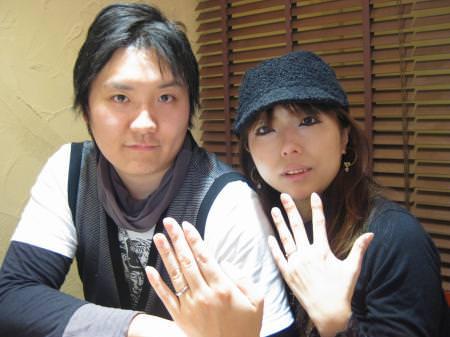 110117木目金の結婚指輪_横浜元町店001.jpg