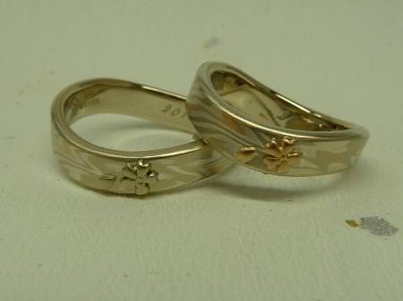 11011702木目金の結婚指輪表参道本店002.jpg