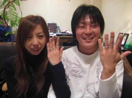 110123木目金の結婚指輪_大阪店001②.jpg