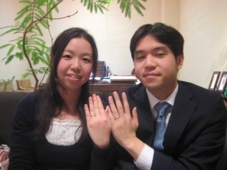 11012301木目金の結婚指輪_大阪店001.jpg