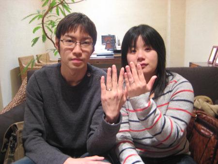 110129木目金の結婚指輪_大阪店001.jpg